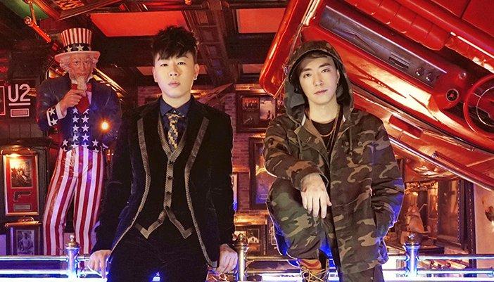 胡彦斌与Jony J一起《返老还童》 在中国让R&B和HipHop做朋友