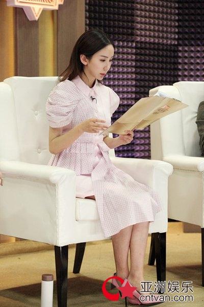 """《声临其境》张若昀下跪表白娄艺潇?""""我爱你""""甜翻现场迷妹"""