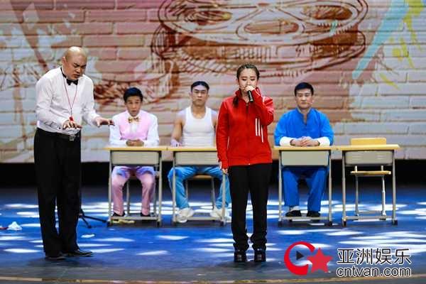 《欢乐喜剧人》贾冰获赞 郭德纲:你一定得成功