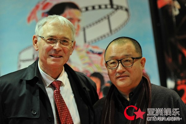 """法国影展""""致敬王小帅"""" 中国导演获颁终身成就奖"""