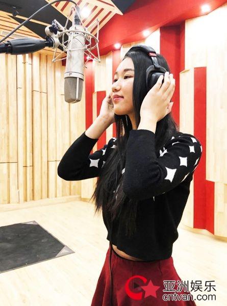 黄姗姗首次担任制作 联手达达乐队合作录制新歌