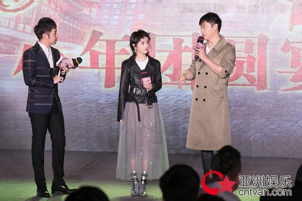张子枫确认回归唐人街探案3,再现诡异笑挑战表情包