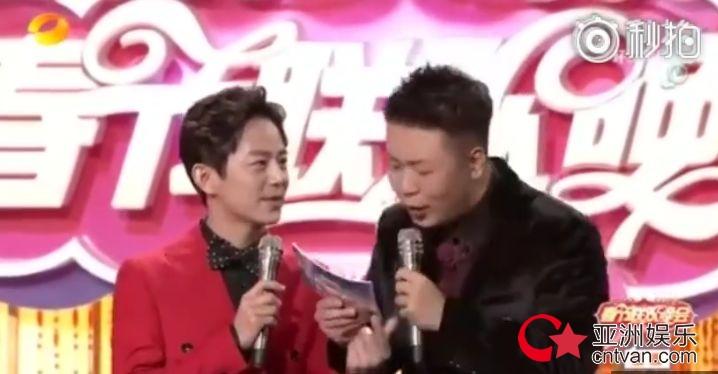 杜海涛直播口误 他究竟说了啥吓到何炅?