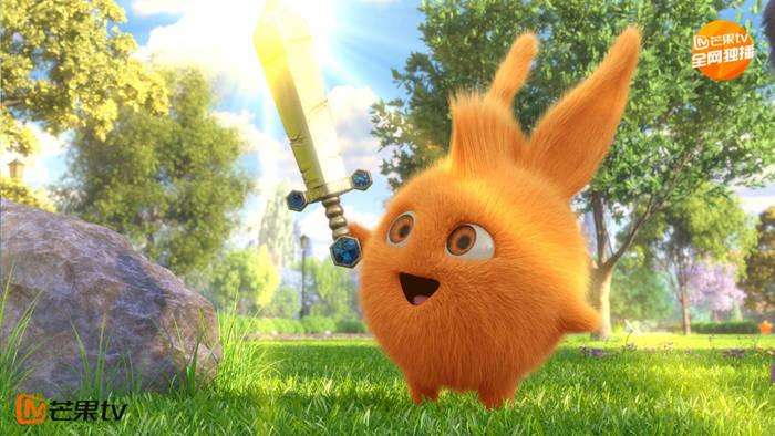比爆笑虫子还好看,《阳光小兔兔》即将蠢萌上线