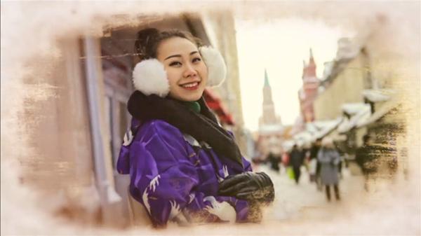 她是俄罗斯荧屏上最闪亮的中国面孔 本期《最爱故乡味》让杨歌瞬间泪崩