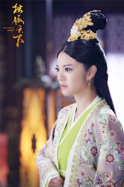 安以轩《独孤天下》演技炸裂,完美演绎权利的女人