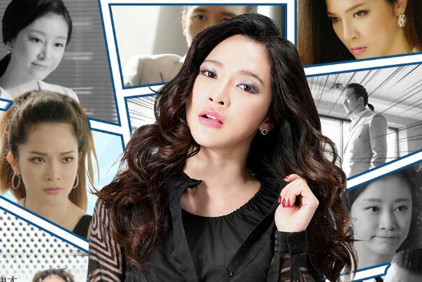 艾菲《恋与偶像》正式发布人物海报 首演天才魔鬼导师