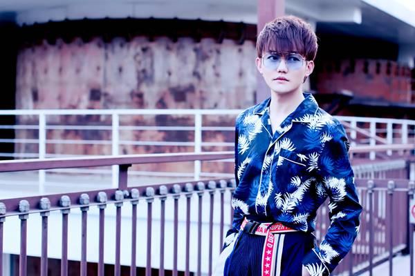 丁克森春日写真 狼系少年的禁欲系摩登