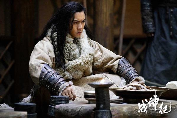 《战神纪》今日上映曝陈伟霆特辑 看点多多铸就草原英雄传奇