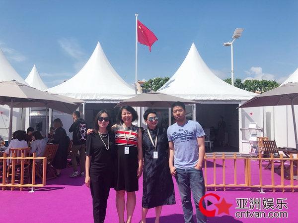 中国电影基金会吴天明青年电影专项基金戛纳中国馆的年轻艺术镀金者