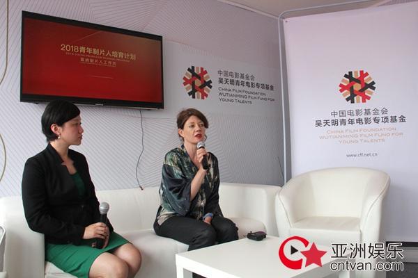 戛纳中国馆完满落幕  中国电影人国际市场风采展示