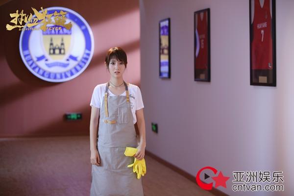 《热血狂篮》裴晨冰被教练陷害,楚逍设局替她洗清嫌疑