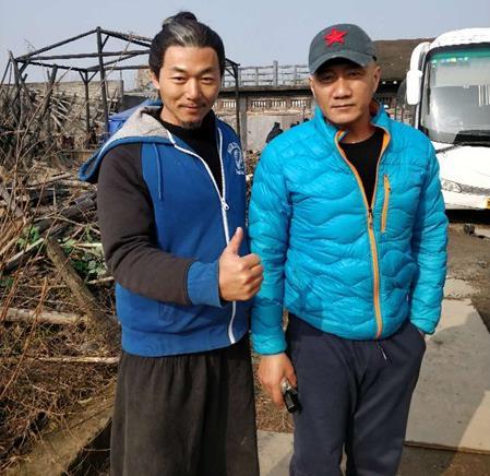 电影《西风的话》将拍 孟庆峰胡军四度合作引期待