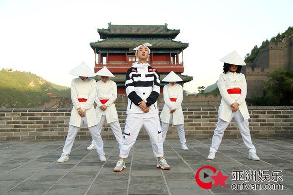 GAI周延全新专辑首波主打曲《万里长城》MV正式来袭