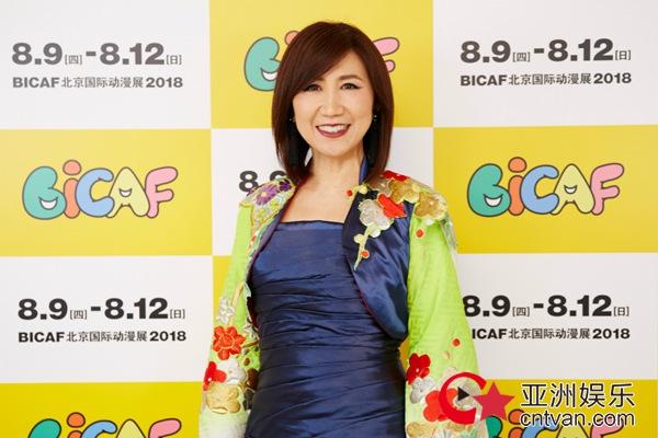《新世纪福音战士》高桥洋子携手KOTOKO燃唱北京漫展