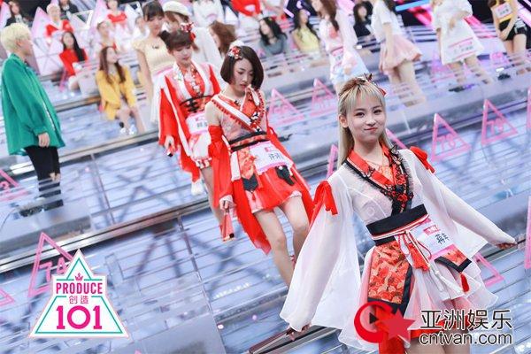 《创造101》最大赢家:SING女团跃身成国内TOP3女团