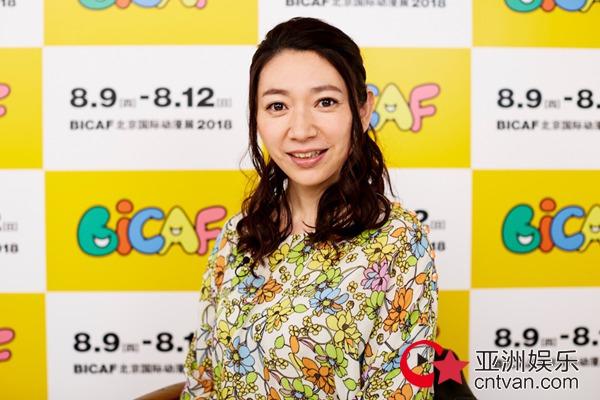 8月北京漫展添猛将 《犬夜叉》《高达》声优桑岛法子邀你趣谈二次元