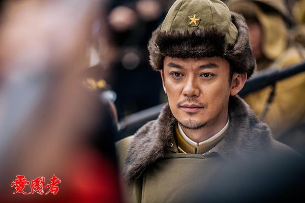芦芳生《爱国者》迎来大结局 最帅日本军官演技令人惊艳
