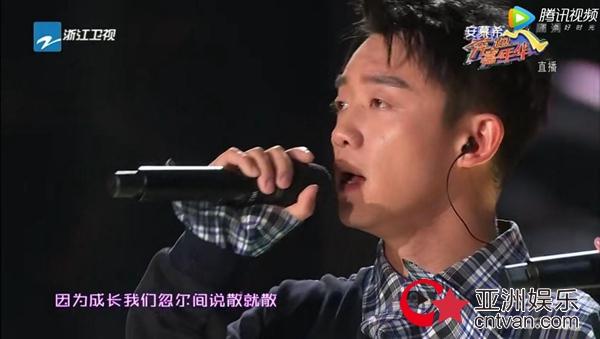 是实力Vocal也是暖心大哥哥 郑恺全能表现获网友疯狂Pick!