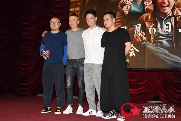 电影《我不是药神》上海路演徐峥宁浩现身 感动观众掌声与泪水引爆全场