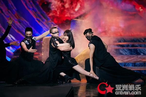 《跨界歌王》半决赛卢靖姗李菲儿双花齐放,不同风格碰撞谁能拔得头筹?