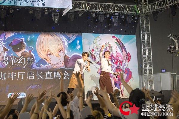 汪东城两场活动奔走超敬业   现场人气爆棚魅力超圈粉