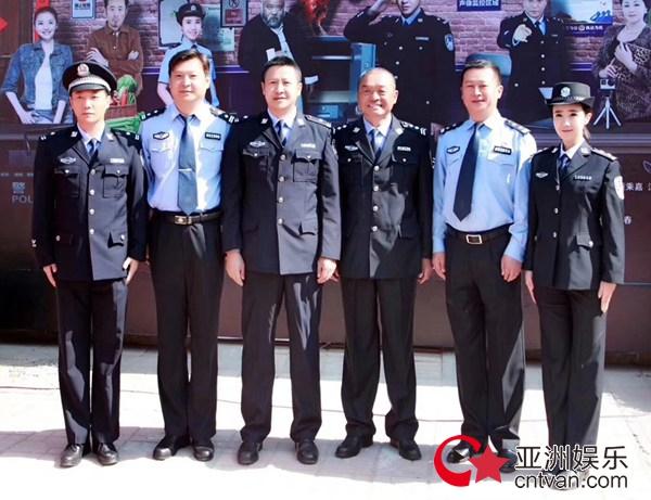 """《小镇警事·明天我休息》杀青 """"郑警官""""张国强引期待"""