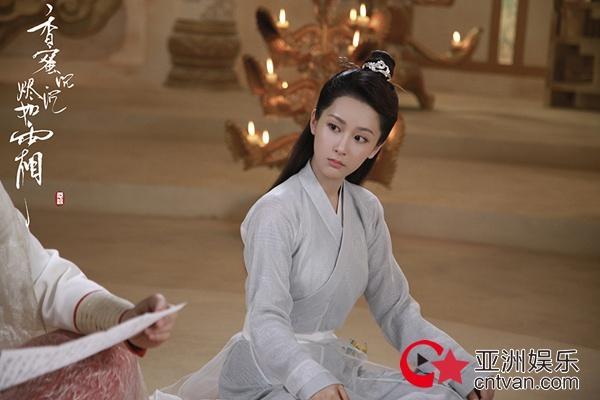 杨紫《香蜜》明日开播 挑战反差上演三世虐恋