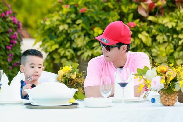 陈小春回应再上《爸爸去哪儿》 爆Jasper觉得饺子很可爱