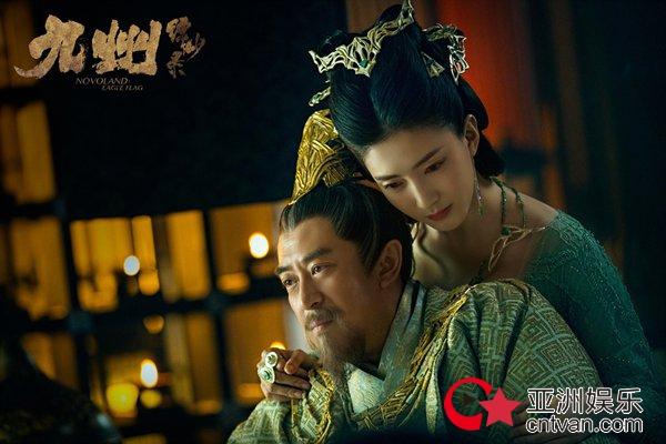 《九州缥缈录》预告片首发,东方史诗雏形初现