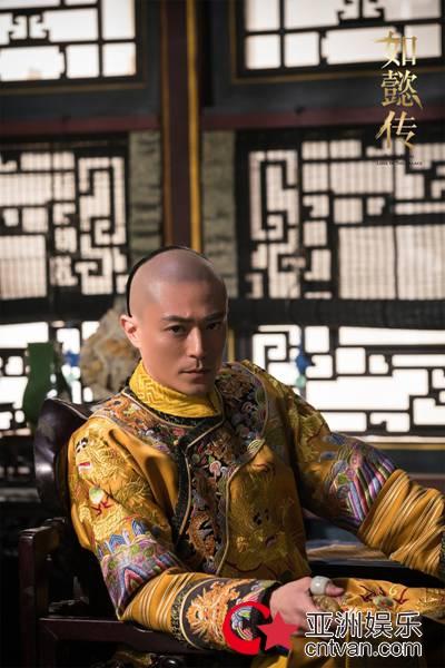 """霍建华《如懿传》细节表演受好评 网友赞为""""捧杀帝"""""""