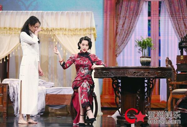 章子怡张馨予阚清子徐璐刷榜热搜  《我就是演员》收视上扬口碑爆发!