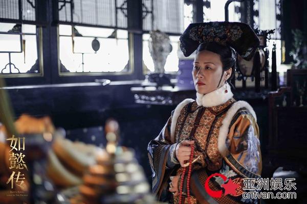 邬君梅《如懿传》演技引热议  刚柔兼具尽显角色层次