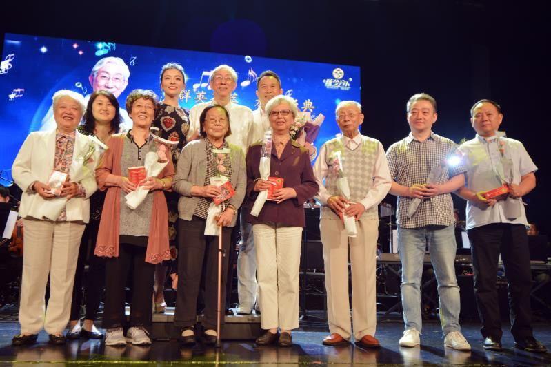 颂今作品演唱会中秋节将点亮荧屏 众星助阵轰动上海歌坛