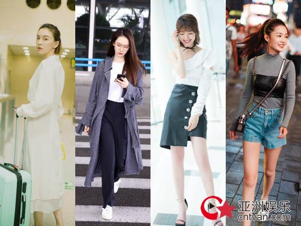 一个时装周能产出多少个时尚达人 她们才是气质女神