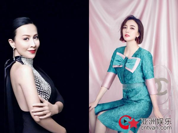 当红女星礼服斗艳!刘嘉玲的鱼鳞服VS吕佳容的孔雀裙