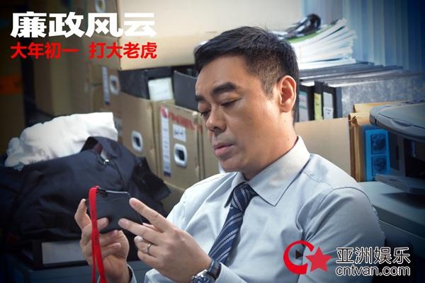 """《廉政风云》最新特辑解读麦庄匠心 刘青云与张家辉靠特效""""重返21岁"""""""
