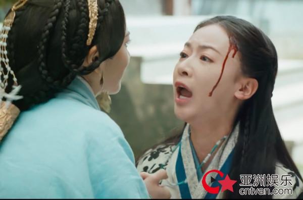 吴谨言新戏演技被批  表情狰狞内心戏全靠吼?