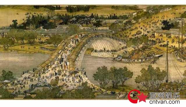 清明上河图再展出  因紫禁城将迎来600岁诞辰纪念