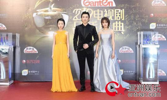 电视剧品质盛典在上海举行  近百位明星嘉宾亮相