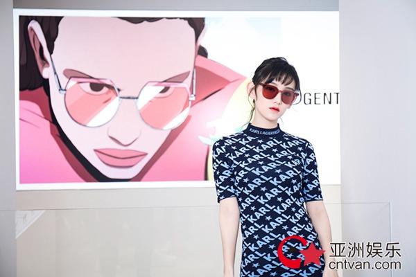 李沐宸亮相品牌活动 摩登俏皮彰显时尚魅力