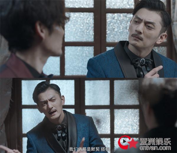 """王泷正梁大维相爱相杀,""""黑白兄弟""""身世秘密浮出水面?"""