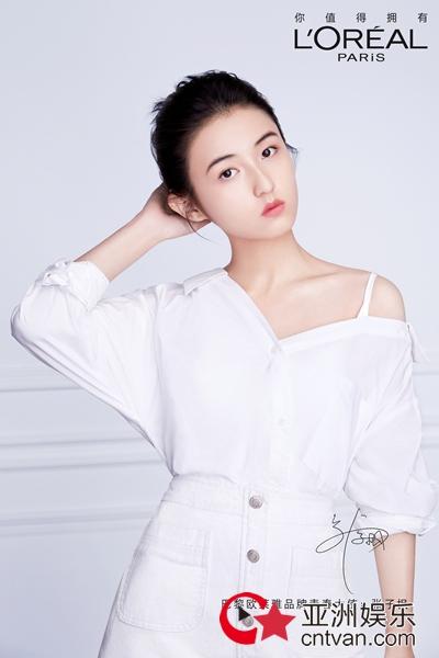 张子枫出任品牌青春大使 展拓新领域碰撞新惊喜