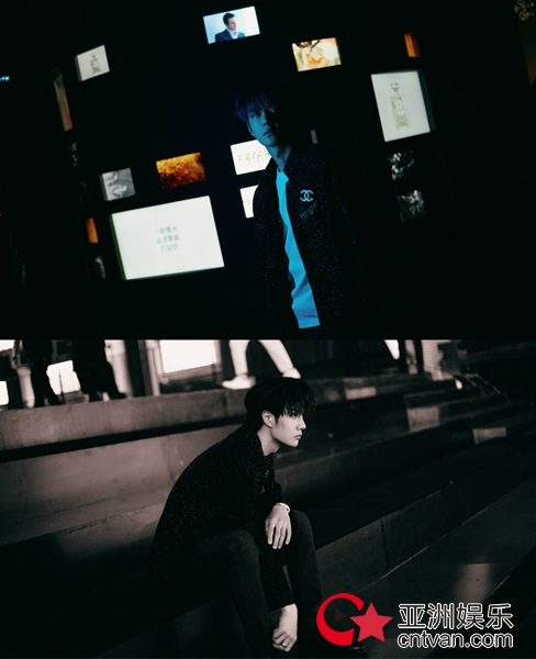 王一博亮相品牌展览 清冷与优雅格调的奇妙交融