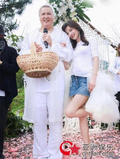 张庭老公被认成奶奶 当年台湾第一小生竟然成这样!