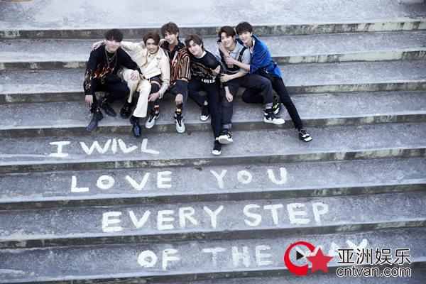 C.T.O最新单曲《LOVE YOU》MV首播  打造浪漫回忆上演夏日青春浪漫电影