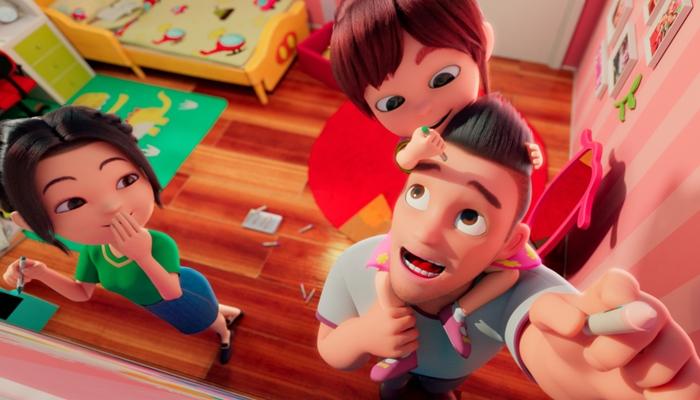 家长看完会反思的亲子成长影片 《猪猪侠》大电影片段曝光