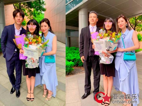 修杰楷谈贾静雯与前夫同框 小孩很重要的一刻以她为主!