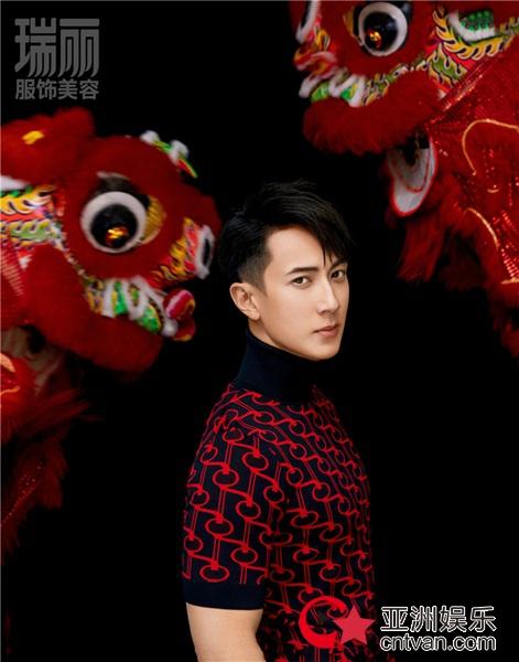 吴尊封面大片演绎雅致中国风 完美诠释悠远意蕴