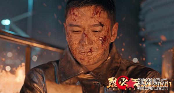 """电影《烈火英雄》展示""""无畏""""消防群像 黄晓明杜江倾情演绎""""你不了解的消防员"""""""